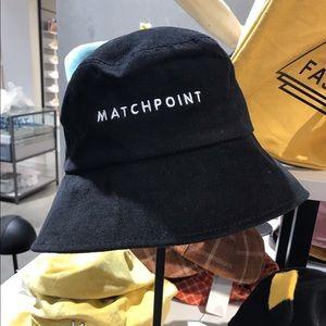 Short-Brimmed Corduroy Bucket Hat